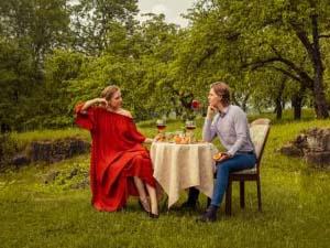 Luke Mõisa kohvik - romantiline maitseelamus